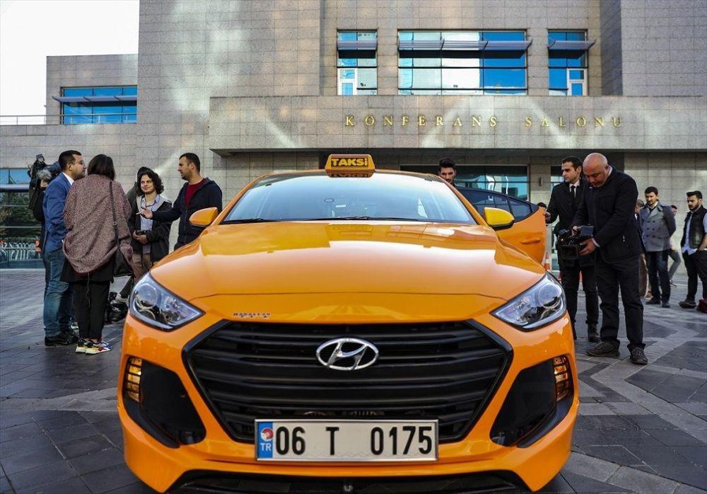 Ankara Büyükşehir Belediyesi'nin ''Akıllı Taksi''si ortaya çıktı
