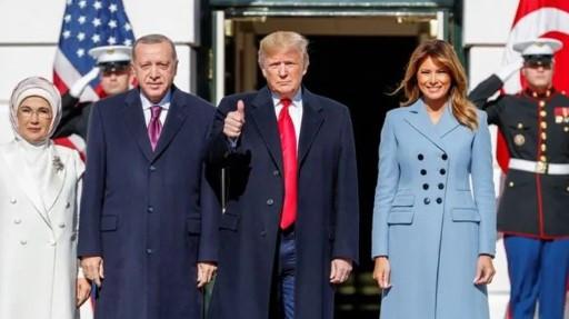 Erdoğan - Trump görüşmesine damga vuran kitapçık