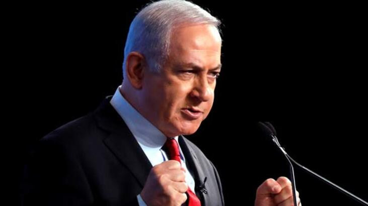 İsrail Başbakanı'ndan savaş açıklaması