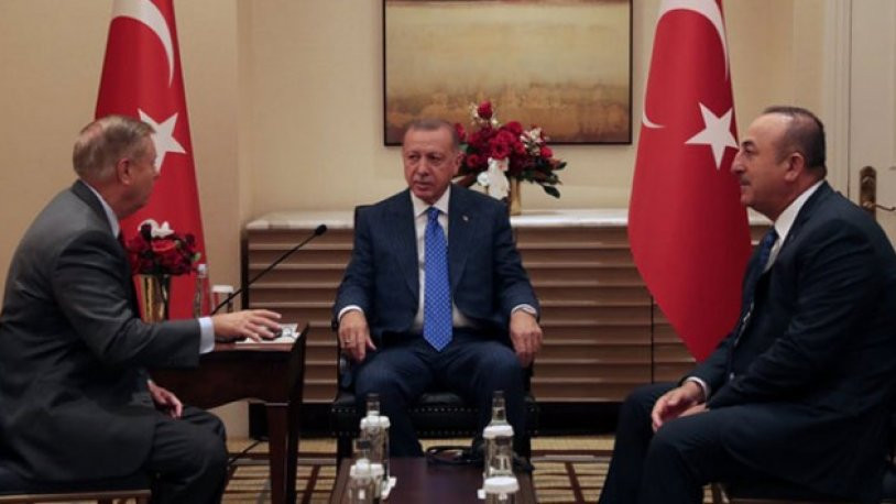 Erdoğan'a ''Lindsey Graham'' sürprizi