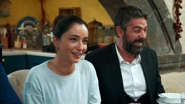 Sen Anlat Karadeniz'in Asiye'si Öykü Gürman'dan duygusal veda