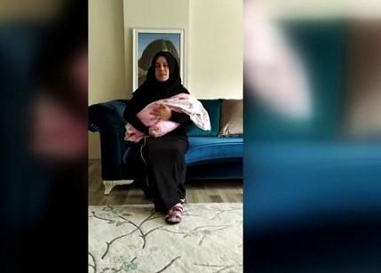 Rabia Naz'ın ailesinin evine polis baskını
