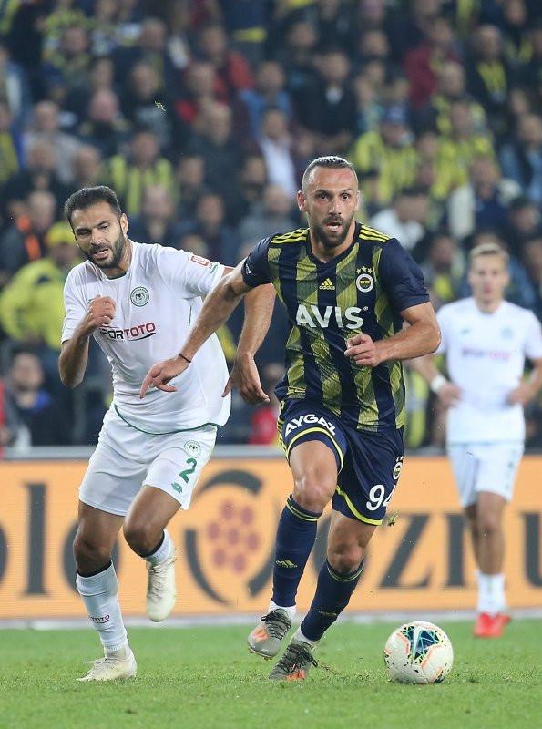 Vedat Muriç'ten Fenerbahçe'ye kötü haber