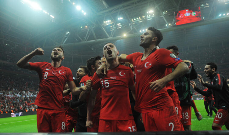 A Milli Takım'ın EURO 2020'deki muhtemel rakipleri belli oldu