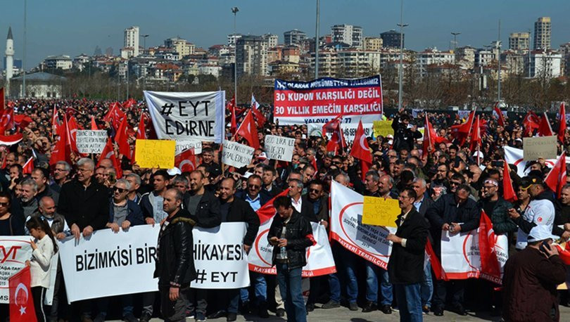 AK Parti ile MHP arasında EYT çatlağı