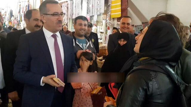 ''Sizi biz Müslüman yaptık'' diyen AK Partili başkan özür diledi