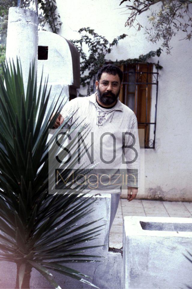 Ahmet Kaya'nın hiç yayınlanmamış fotoğrafları ortaya çıktı