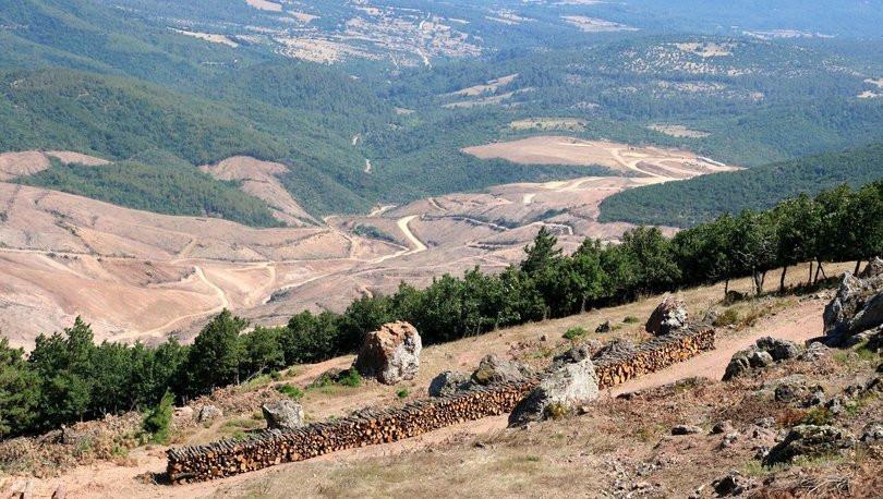 Kaz Dağları'nı bitirecek ayrıntı ortaya çıktı