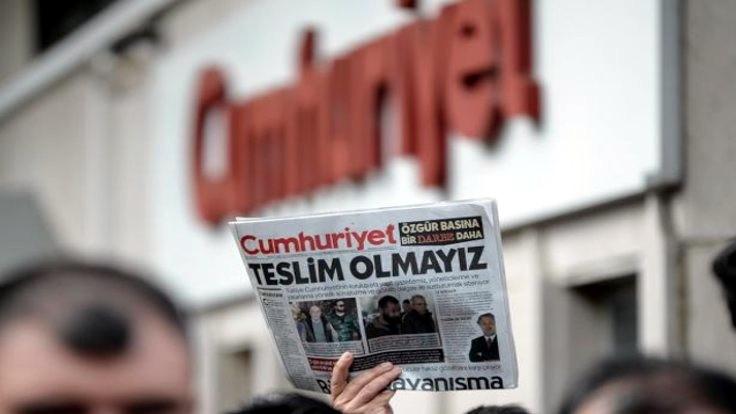 Cumhuriyet gazetesine 1 milyon liralık tazminat davası