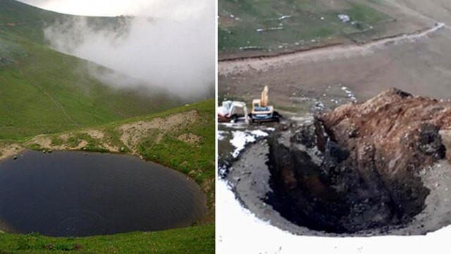 Bakan Kurum: ''Dipsiz Göl doğal sit alanı ilan edilecek''