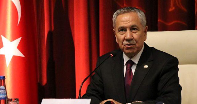 Şamil Tayyar, Arınç'ın KHK çıkışından sonra savcıları göreve çağırdı