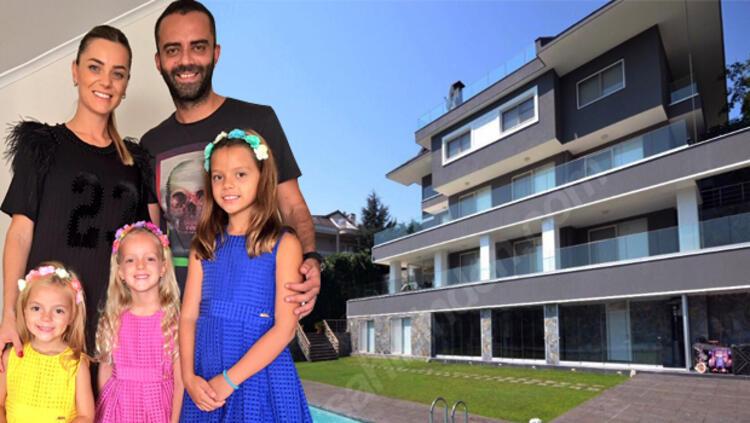 Semih Şentürk ve eşi Pınar Şentürk süper lüks villalarını satıyor