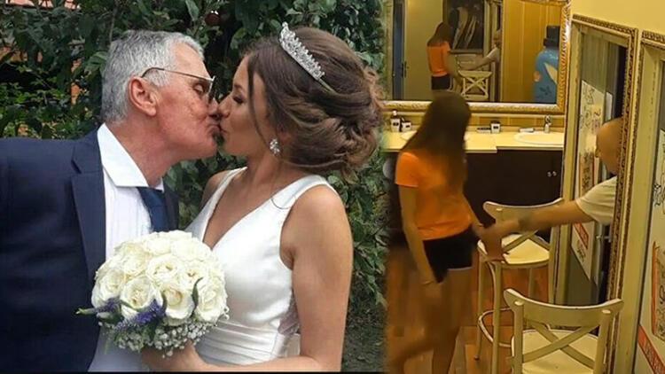Canlı yayında rezalet ! 74 yaşındaki eşini duşta aldattı