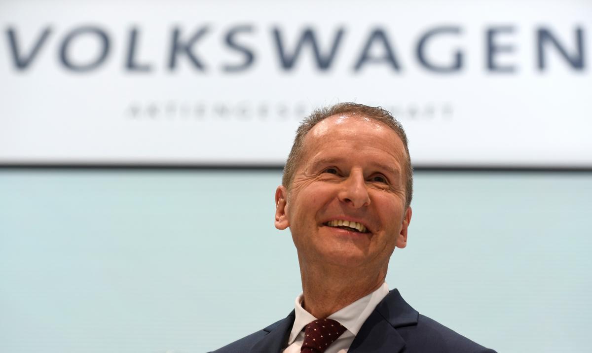 Volkswagen CEO'sundan Türkiye için skandal açıklama
