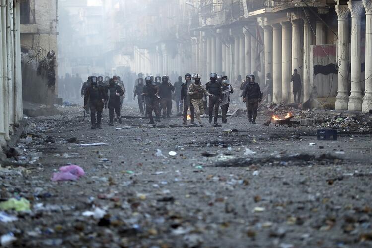 Komşu savaş alanı gibi ! Göstericilere ateş açıldı: 7 ölü