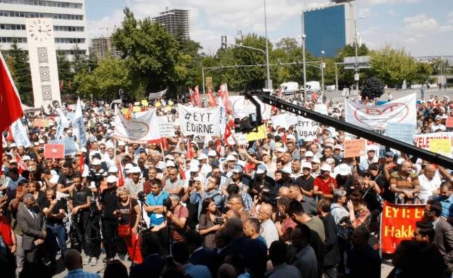 Erdoğan'dan yeni, EYT açıklaması: ''Ülkeyi çökertmek istiyorlar!''
