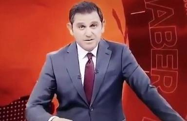 Fatih Portakal'dan Erdoğan taklidi