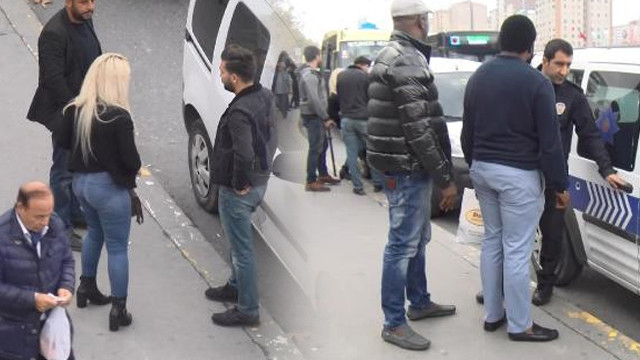 Metrobüste taciz ! 2 Senegalli gözaltına alındı