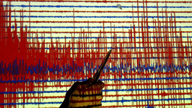 Arnavutluk beşik gibi ! Şiddetli bir deprem daha