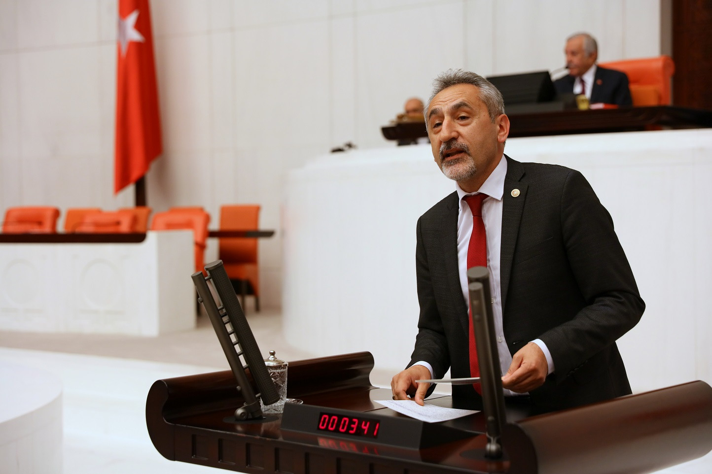 CHP'li Adıgüzel'den Beştepe hakkında bomba iddia !