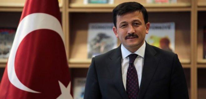 AK Partili Hamza Dağ'dan Tunç Soyer'e tepki