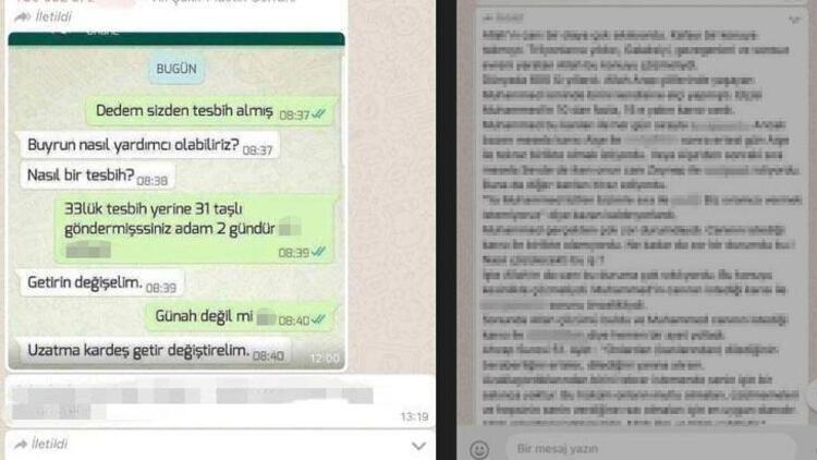 Whatsapp mesajı doktoru yaktı ! Açığa alındı