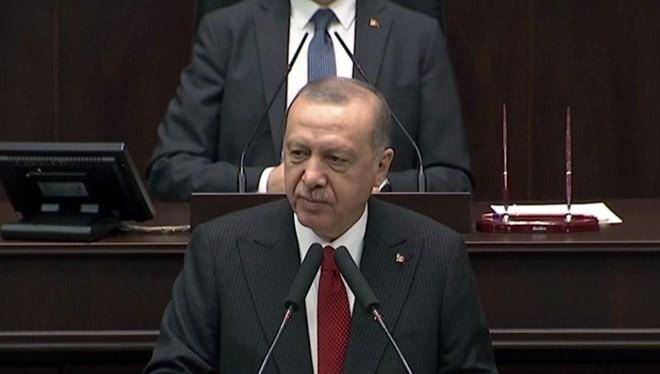 Cumhurbaşkanı Erdoğan'dan Arınç'a sert tepki: Esefle karşıladım!