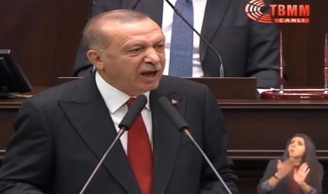 Meclis TV, Erdoğan'ı kesip HDP'nin grup toplantısını yayınladı