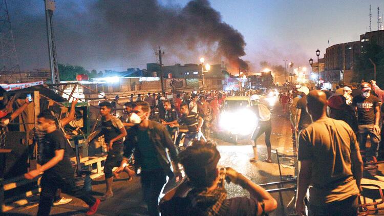 Irak'ta sular durulmuyor ! Öldürmek için vuruyorlar