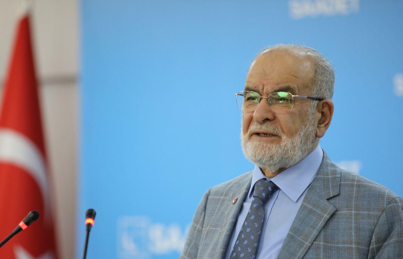 Karamollaoğlu'ndan Ilıcak ve Altan tahliyesi açıklaması !