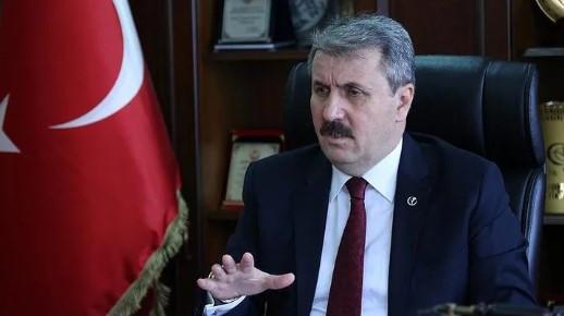 BBP liderinden Kılıçdaroğlu ve İmamoğluna tepki