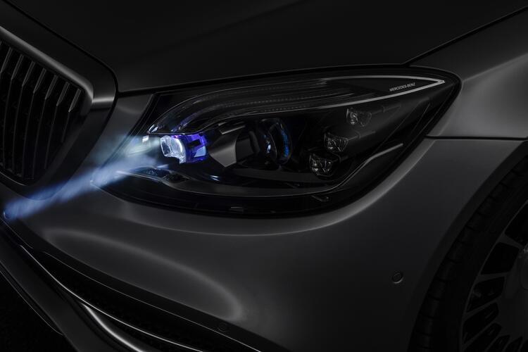Otomobiller değişiyor ! İşte akıllı far sistemi