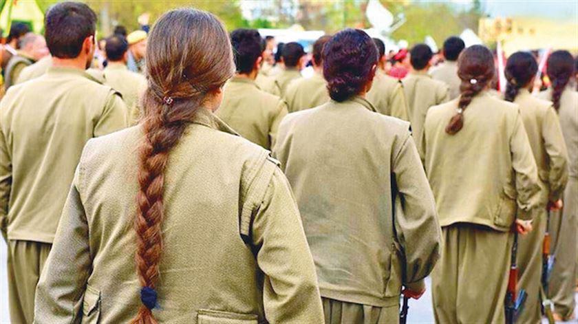 PKK'nın tecavüz üssünden bin kadın kaçtı!