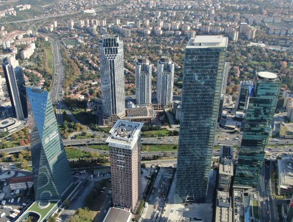 İstanbul'un en yüksek binalarından biri dünya devine satıldı