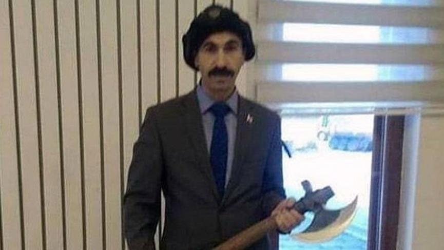 Baltalı müdürden CHP ve İYİ Parti liderlerine hakaret