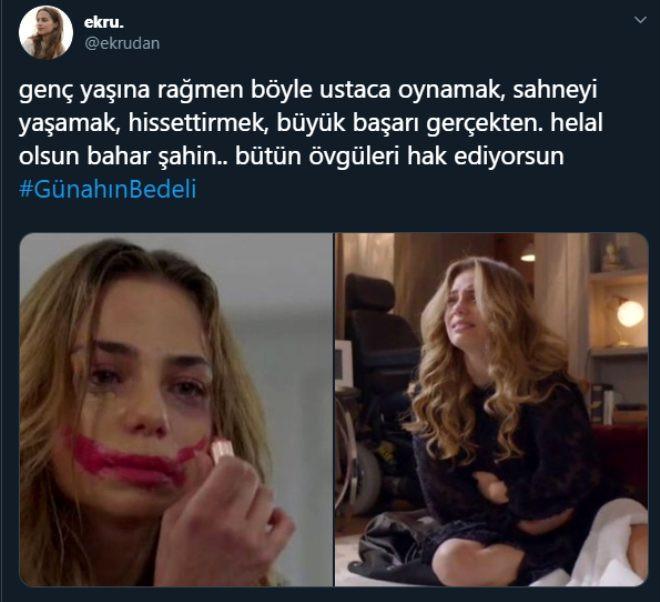 Zalim İstanbul'un Ceren'i sosyal medyayı salladı