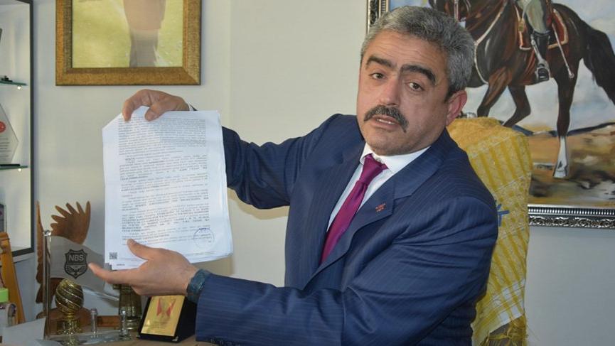 MHP'li eski başkana 6 ay hapis cezası