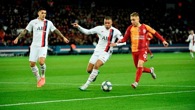 ''Avrupa Fatihi''nin sonu: PSG: 5 - Galatasaray: 0