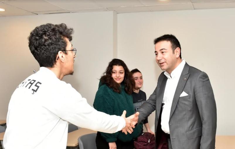 Rıza Akpolat Beşiktaşlılara verdiği sözü tuttu!