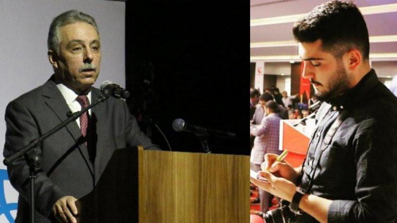 Konya Valisi'nin azarladığı muhabir gazeteciliği bıraktı