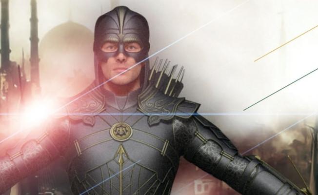 Hollywood'un ilk Türk süper kahramanı Altay oldu!