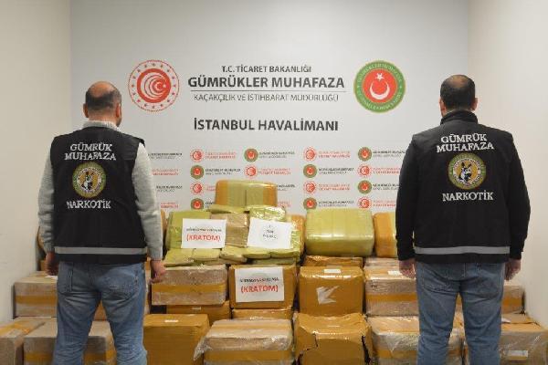 İstanbul Havalimanı'nda tarihi operasyon ! Değeri 70 milyon TL