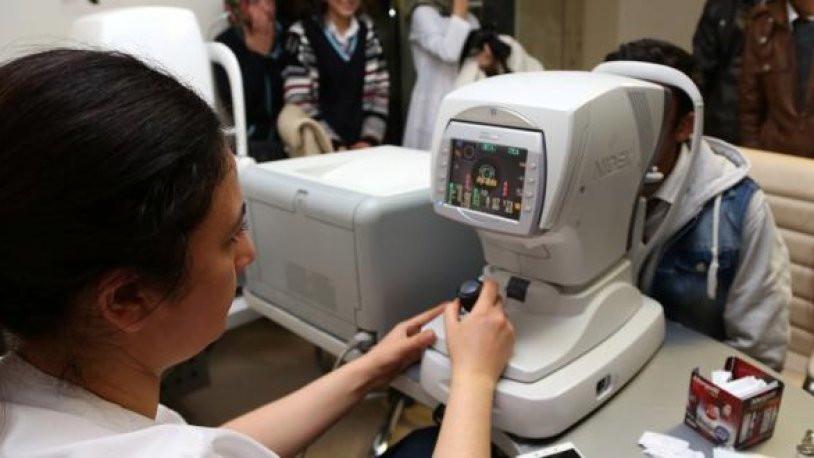 Ücretsiz göz ve kalp sağlığı taraması Cumhur İttifakı tarafından reddedildi