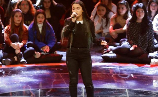 O Ses Türkiye'de sürpriz yarışmacı