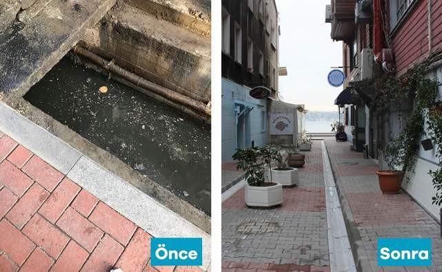 Beşiktaş Belediyesi, Arnavutköy'ün koku sorunu çözdü