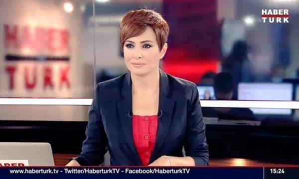 Didem Arslan Yılmaz'dan sert tepki: ''Gazeteciliği sizden öğrenmedim''