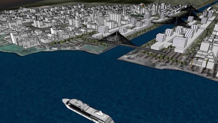 Kanal İstanbul için yeni açıklama ! Bakan tarih verdi