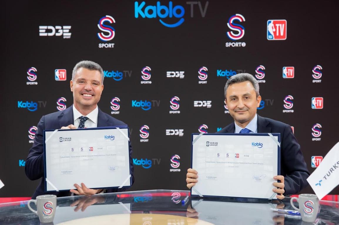 S Sport ve S Sport2 artık Kablo TV'den de izlenecek
