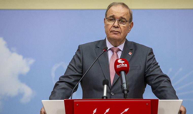 CHP'den Soylu'ya Adil Öksüz tepkisi !