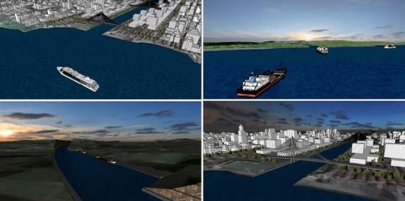 Kanal İstanbul Projesi için yeni açıklama !